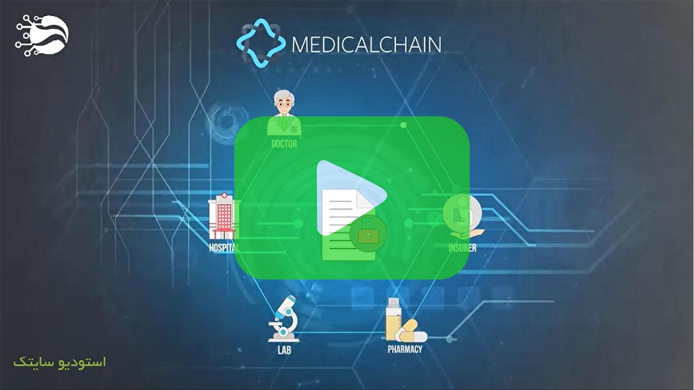 صنعت پزشکی مجهز به بلاکچین